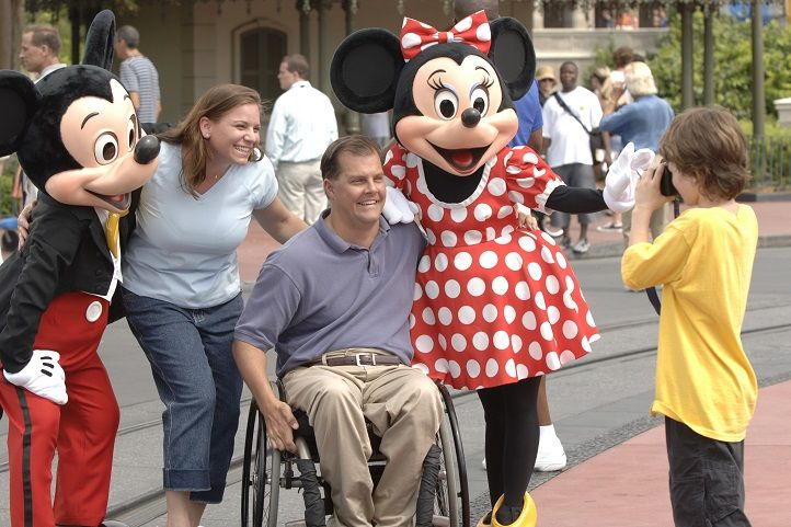 Walt Disney World accesibility