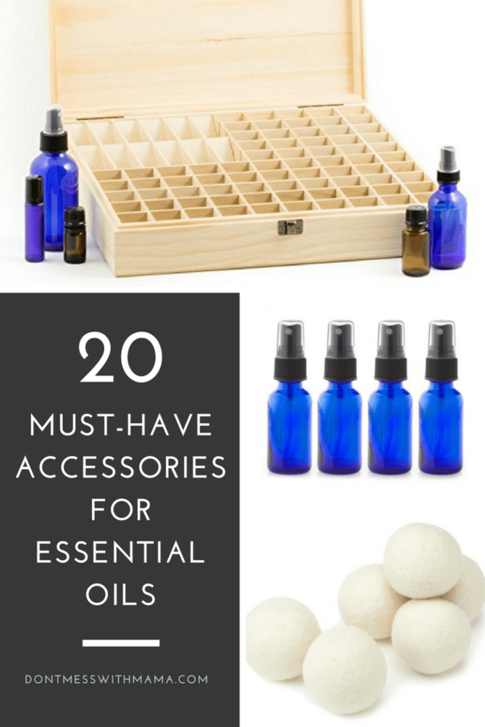 20 Must Have Essential Oil Accessories And Supplies Essential Oils
