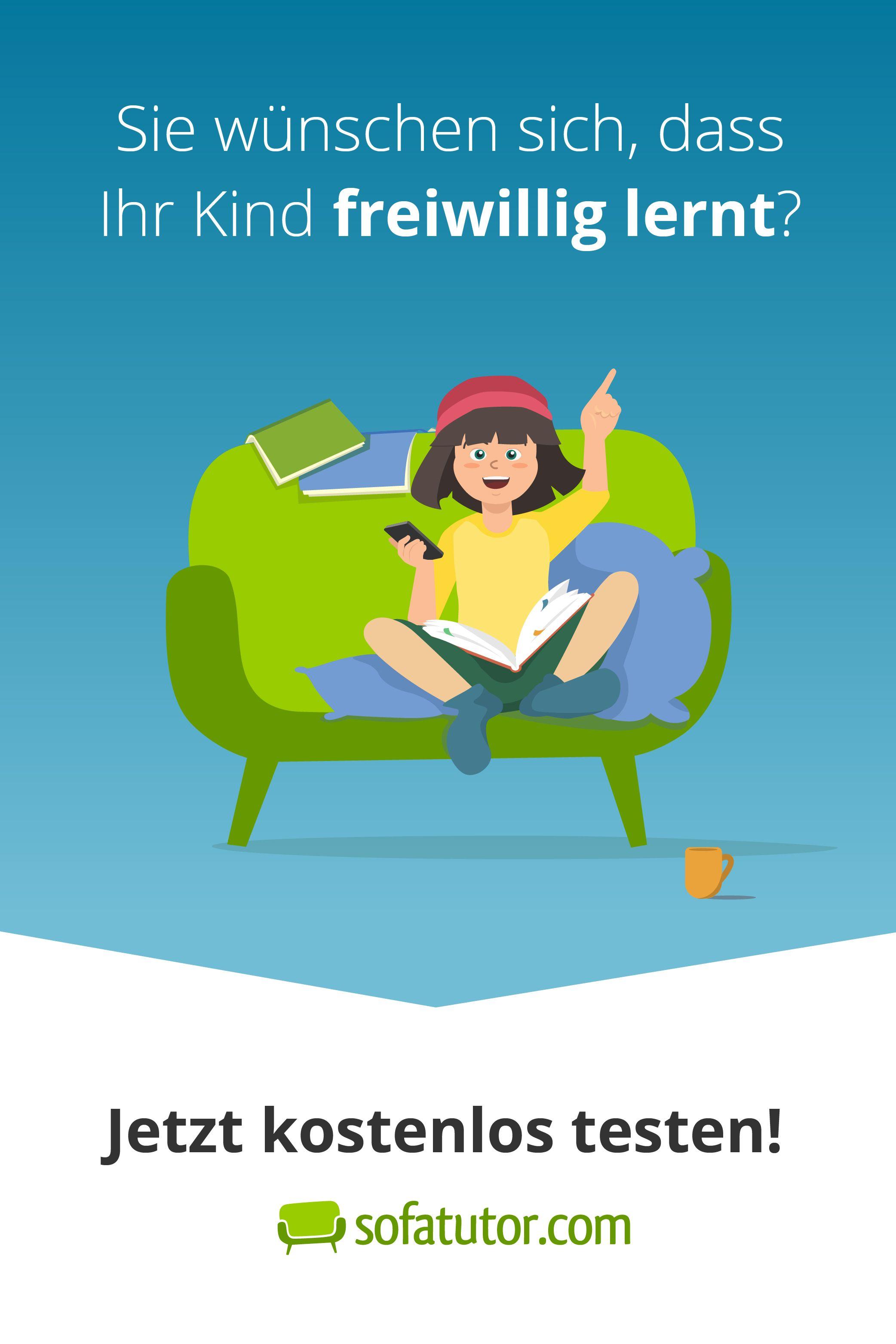Sofatutor Com Mit Spass Lernen Noten Verbessern Spass Lernen Lernen Lernen Tipps Schule