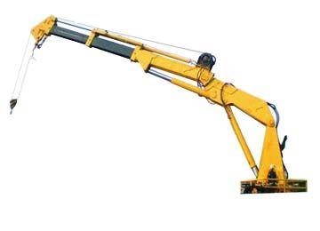 Telescope Boom Marine Crane Wheelchairs Design Diy Projects Garage Truck Cranes