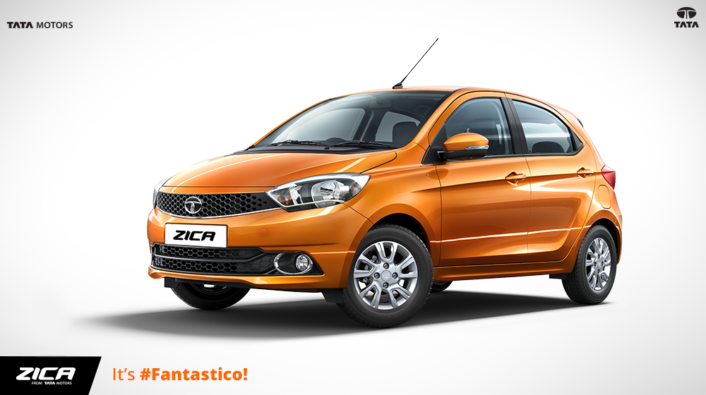 Tata's new Hatchback Zica officially revealed Tata cars