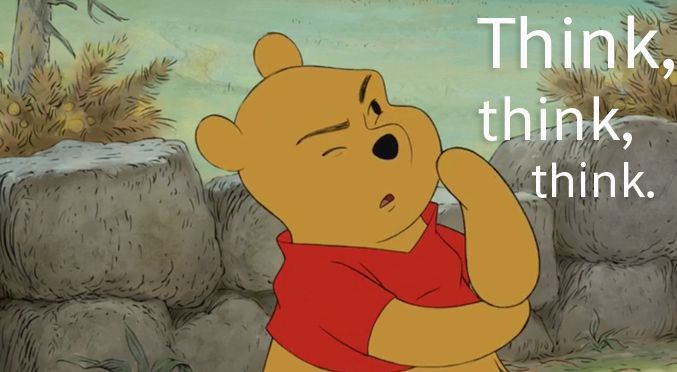 We all come from the hundred acre wood acre woods and for Winnie pooh ka che