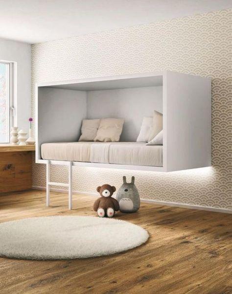 Foto: Das Ist Doch Mal Ein Stylisches Kinderbett . Veröffentlicht Von  KatjaKunze Auf Spaaz.