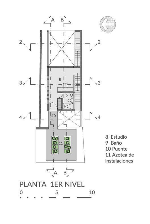Galería de Casa Desnuda   Taller Estilo Arquitectura - 29 House