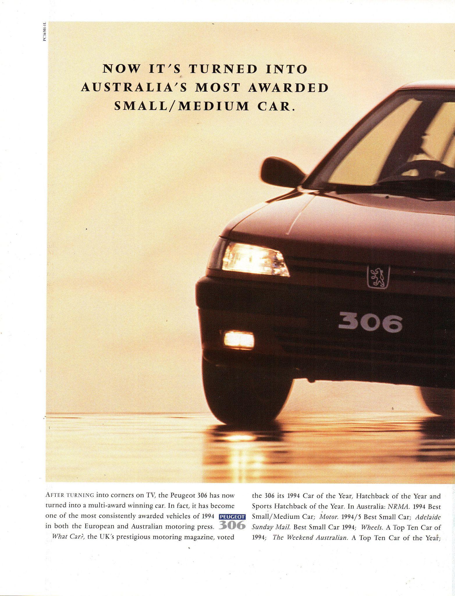 Car Advertising, Peugeot, Manual, Textbook, User Guide