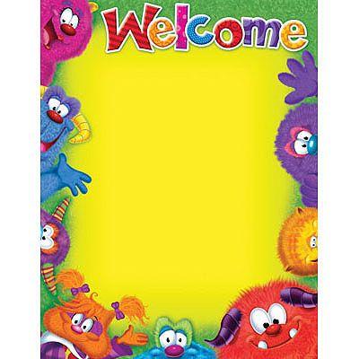 Furry friends welcome chart  blank  classroom decor ailtyler also rh pinterest