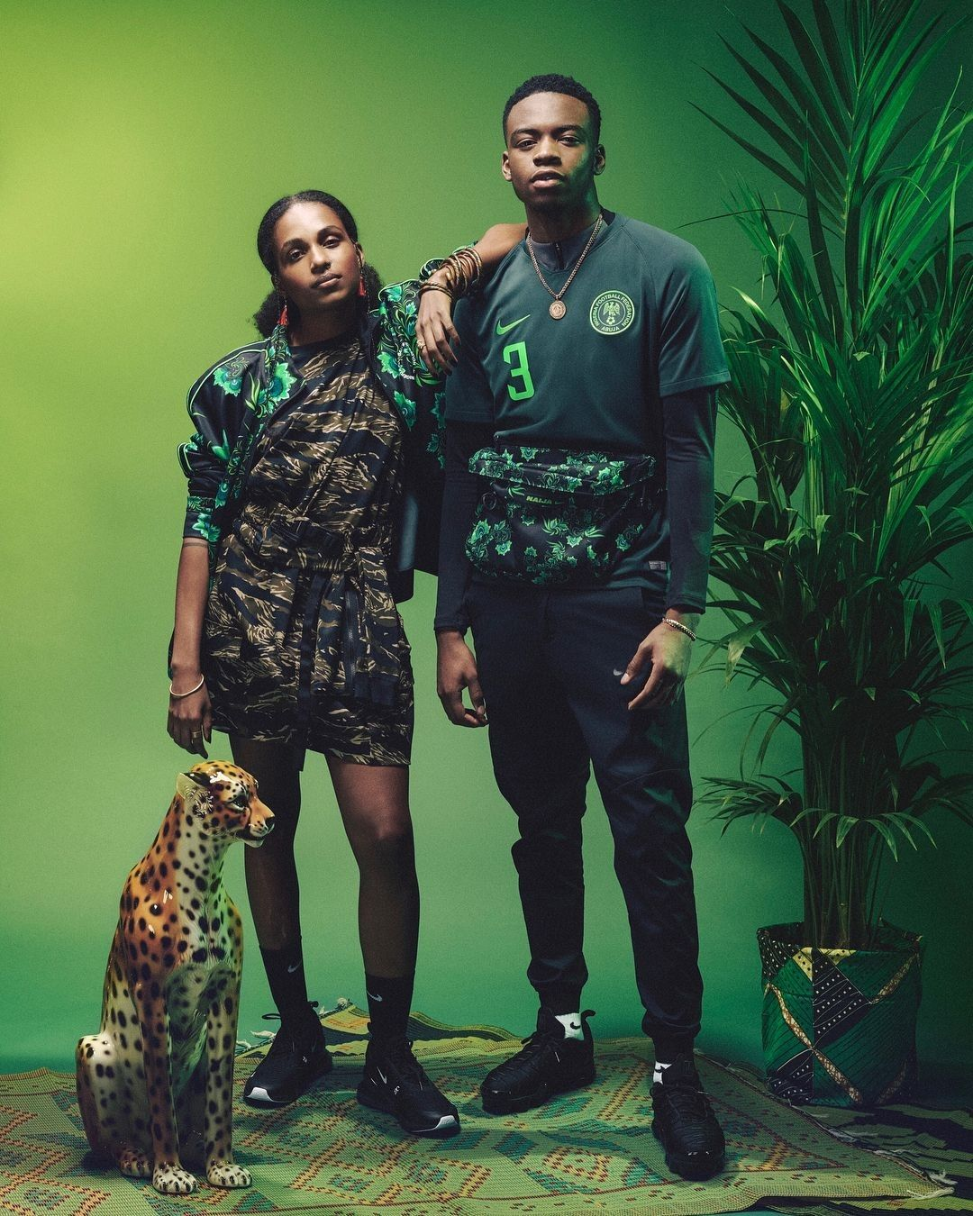 58a886553 The Nigeria National Team Collection.  Nike  NikeFootball  Naija  Football   NikeSoccer  SuperEagles  WorldCup  Russia2018