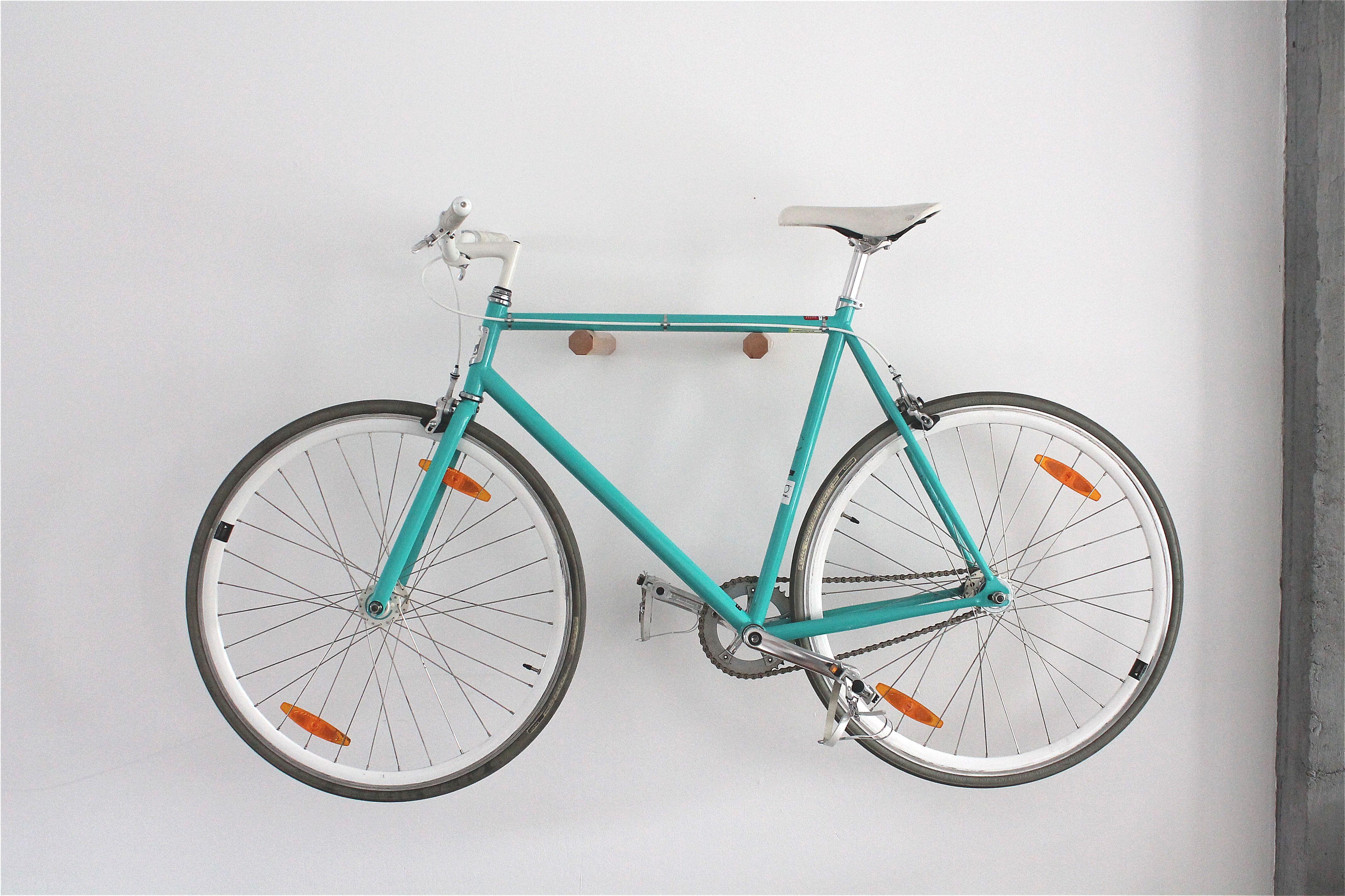 Fahrrad wandhalterung henry fahrrad wandhalter rennrad wandhalterung fixie bikeshelf - Rennrad wandhalterung ...
