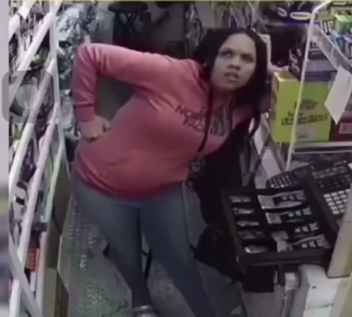 Viral Videos Of All Time: Just Because The Monitor Shows One Security Camera At A