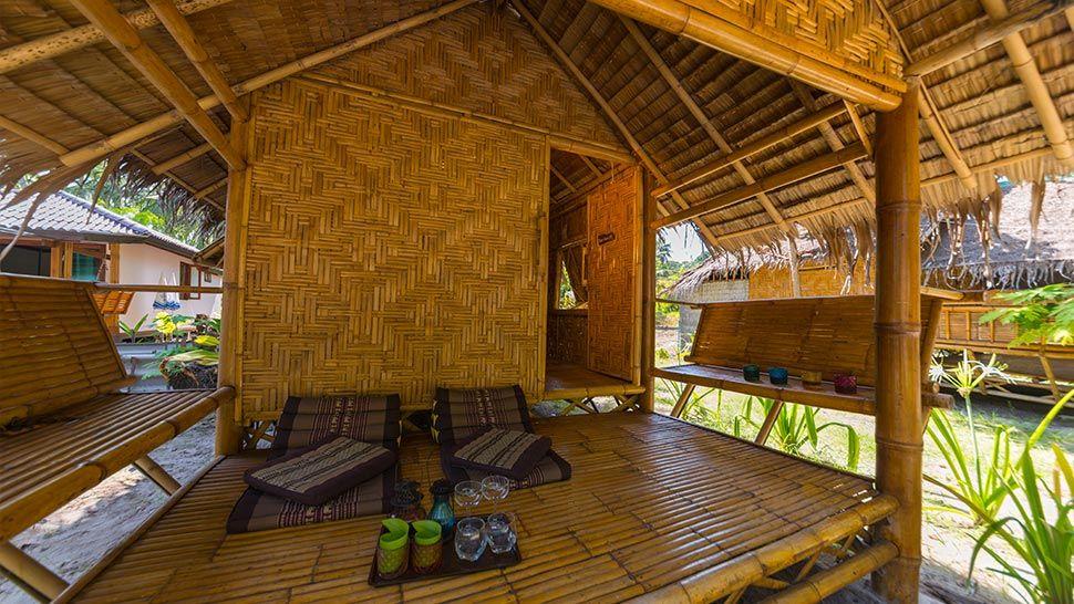 Bamboo Garden Rooms At Lipe Beach Resort Koh Lipe