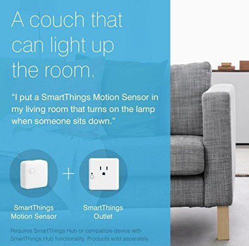 Samsung SmartThings Home Monitoring Kit, Ad SmartThings