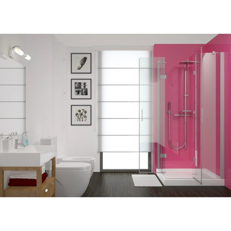Proclad Pvc Wall Panels Blush Colour Proclad Solid Colour Cladding Shower Panels Shower Wall Panels Bathroom Shower Panels