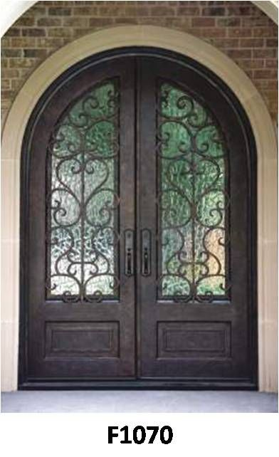 Pin By Sharon K On A Love 4 Doors Spanish Style Doors Iron Doors Exterior Doors With Glass