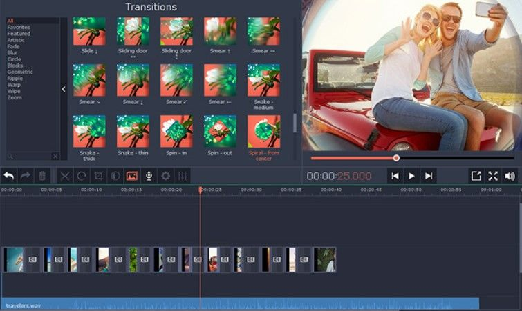 What′s New in Movavi Video Editor 5 Plus 5.0.0 Mac crack download ?
