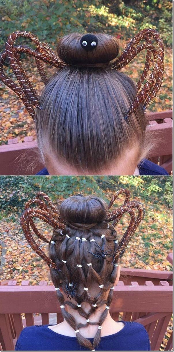 incredible halloween hairstyles