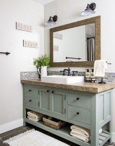 Photo of Bathroom Vanity 2