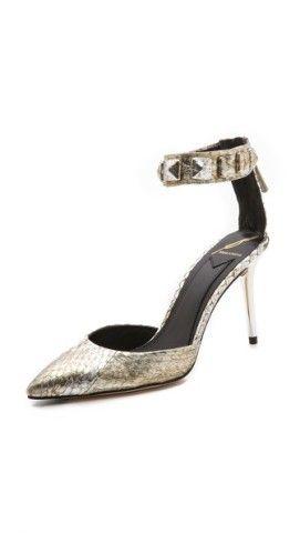 e44a400c3b B Brian Atwood Mercada Ankle Strap Pumps | SHOPBOP | Keep Kicking Up ...
