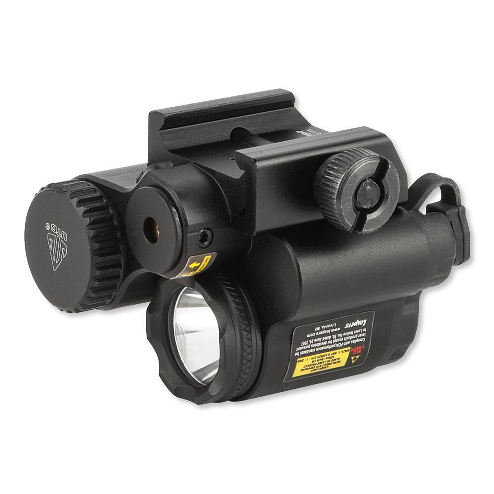 Leapers Utg Sub Compact Led Light And Red Laser Aluminum Black Lt Elp28r Cheaper Than Dirt