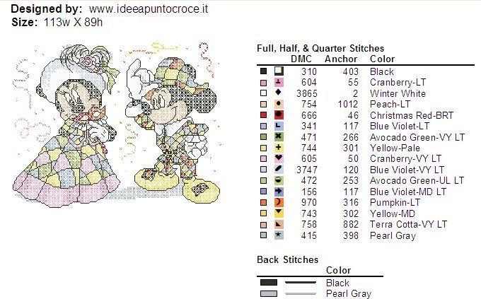 Mickey & Minnie Carnival 2 of 2