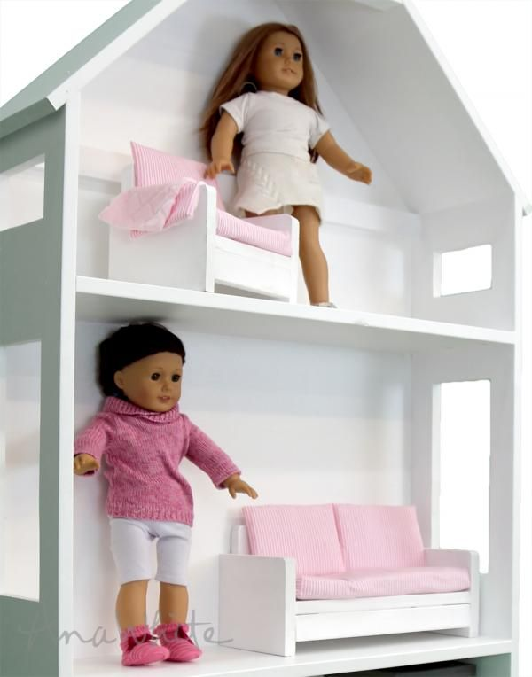 Astonishing Ana White Build A American Girl Or 18 Doll Sofa Or Couch Download Free Architecture Designs Ferenbritishbridgeorg