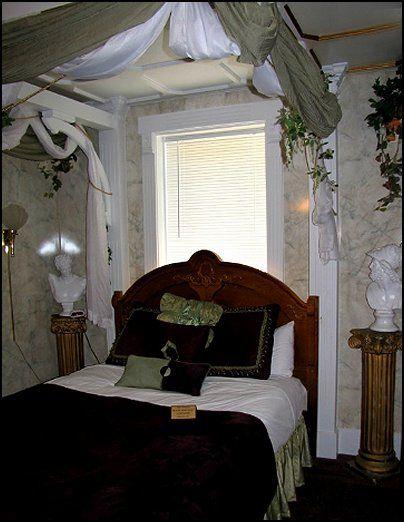 Greek Roman Mythology Style Decorating Ideas For Bed Room