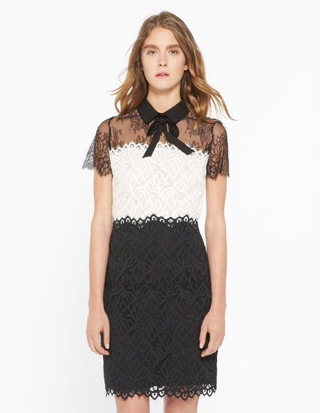 f83e7ee186e Rozen Dress - Best Sellers - Sandro Paris Sandro Paris