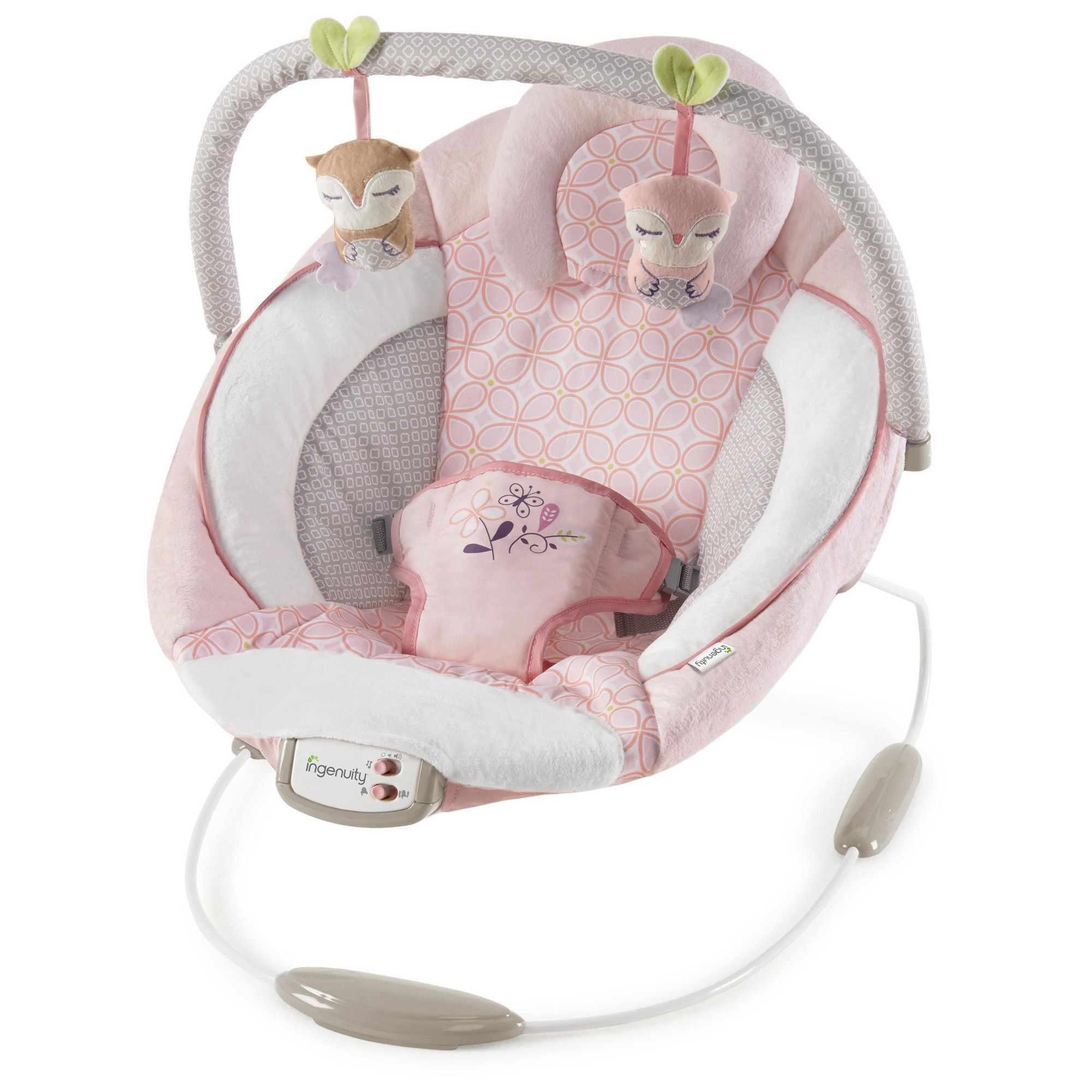 Ingenuity Cradling Bouncer Audrey Baby Bouncer Baby Items For Sale Soothing Baby