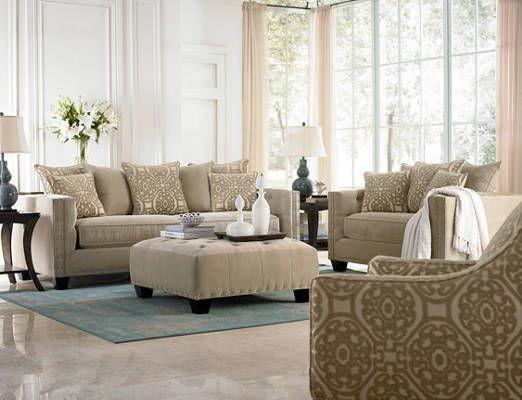 Art Van Living Room Furniture