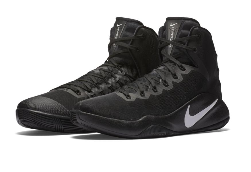 cede2228d413 Classic Black Drapes The Nike Hyperdunk 2016