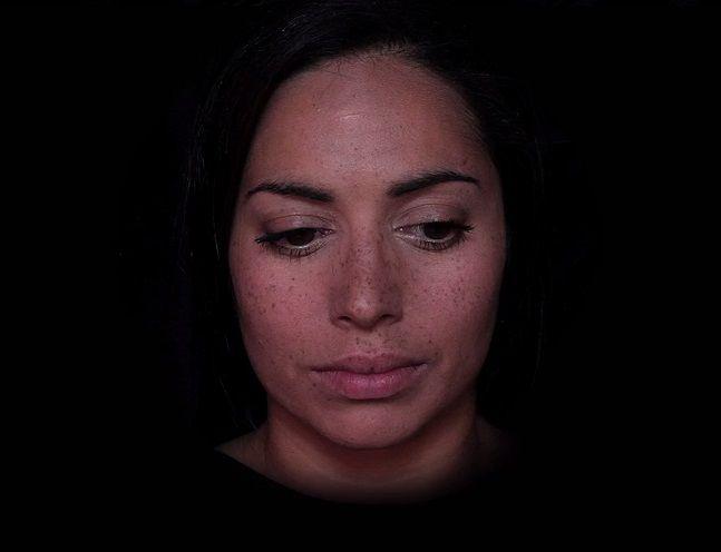Time lapse retrata envelhecimento e reencarnação através da maquiagem. #timelapse #makeup #makeupart