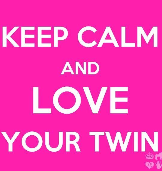 I Love My Twin My BFF Twinning Pinterest Twins Twin Sisters New I Love My Twin Sister Quotes