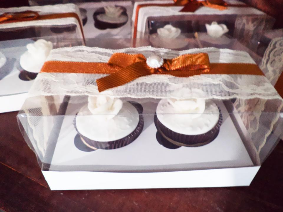 Cupcakes da Ana Barros Bolos para deixar momentos especiais ainda mais gostosos