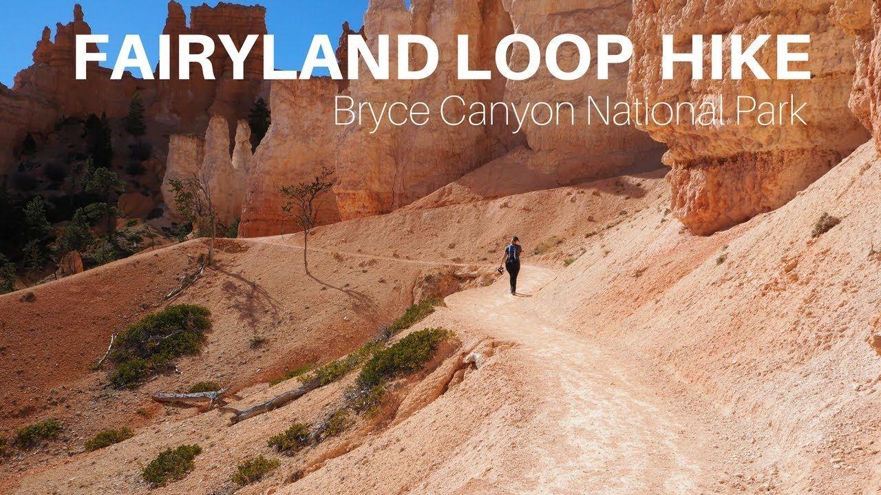 Hiking The Fairyland Loop At Bryce Canyon National Park You Don T Want Fairylandloop Fairyl Bryce Canyon National Park Utah National Parks Bryce Canyon