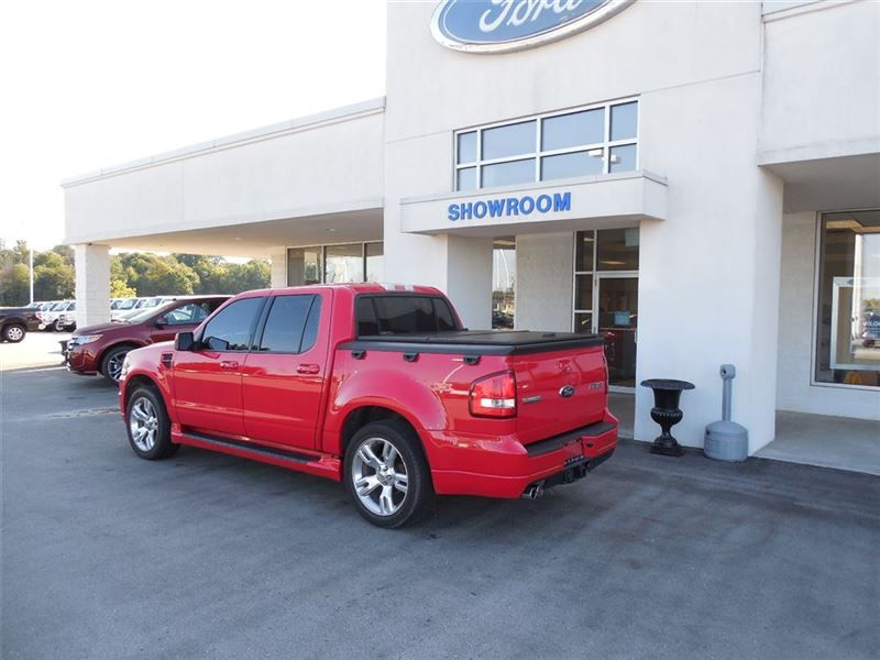 """""""Sport Utility - 2010 Ford Explorer Sport Trac Adrenalin in Mt. Brydges, ON  $27,675"""""""