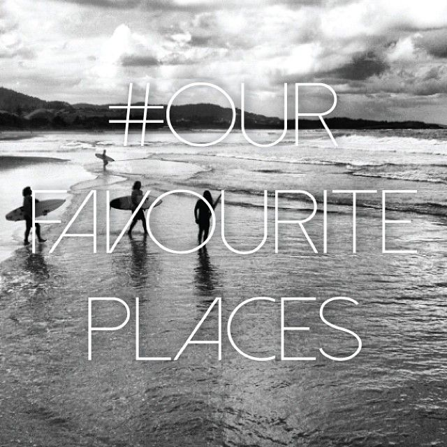 Here's to wishing it wasn't a Monday and we were on a beach instead of at work  Thanks @bmisura for sharing your #ourfavouriteplaces post with us of Coff's Harbour, Australia.