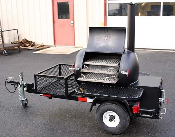 Design Plans For Homemade Smoker Grills Grill Homemade