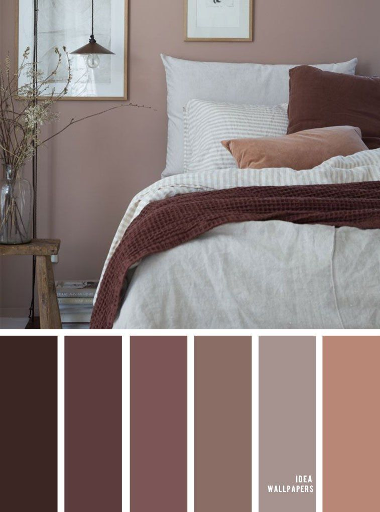 Beautiful Color Schemes For Your Bedroom Earth Tones Color Bedroomcolor Earthy Bedroom Color Schemes Earthy Bedroom Bedroom Colour Palette