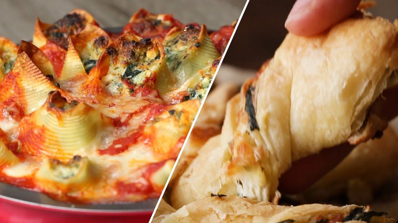 Delicious Pull-Apart Dishes You'll Have A Hard Time ...