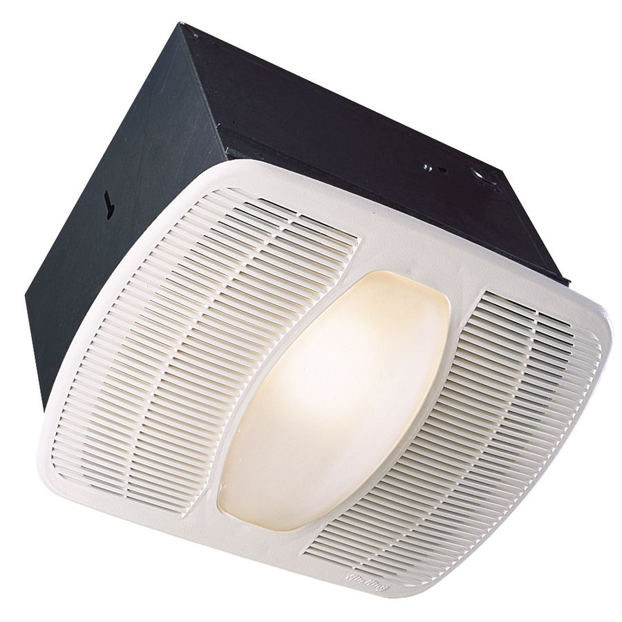 Air King 25Sone 100Cfm White Bathroom Fan Ak100L  White Glamorous Small Bathroom Fans Review