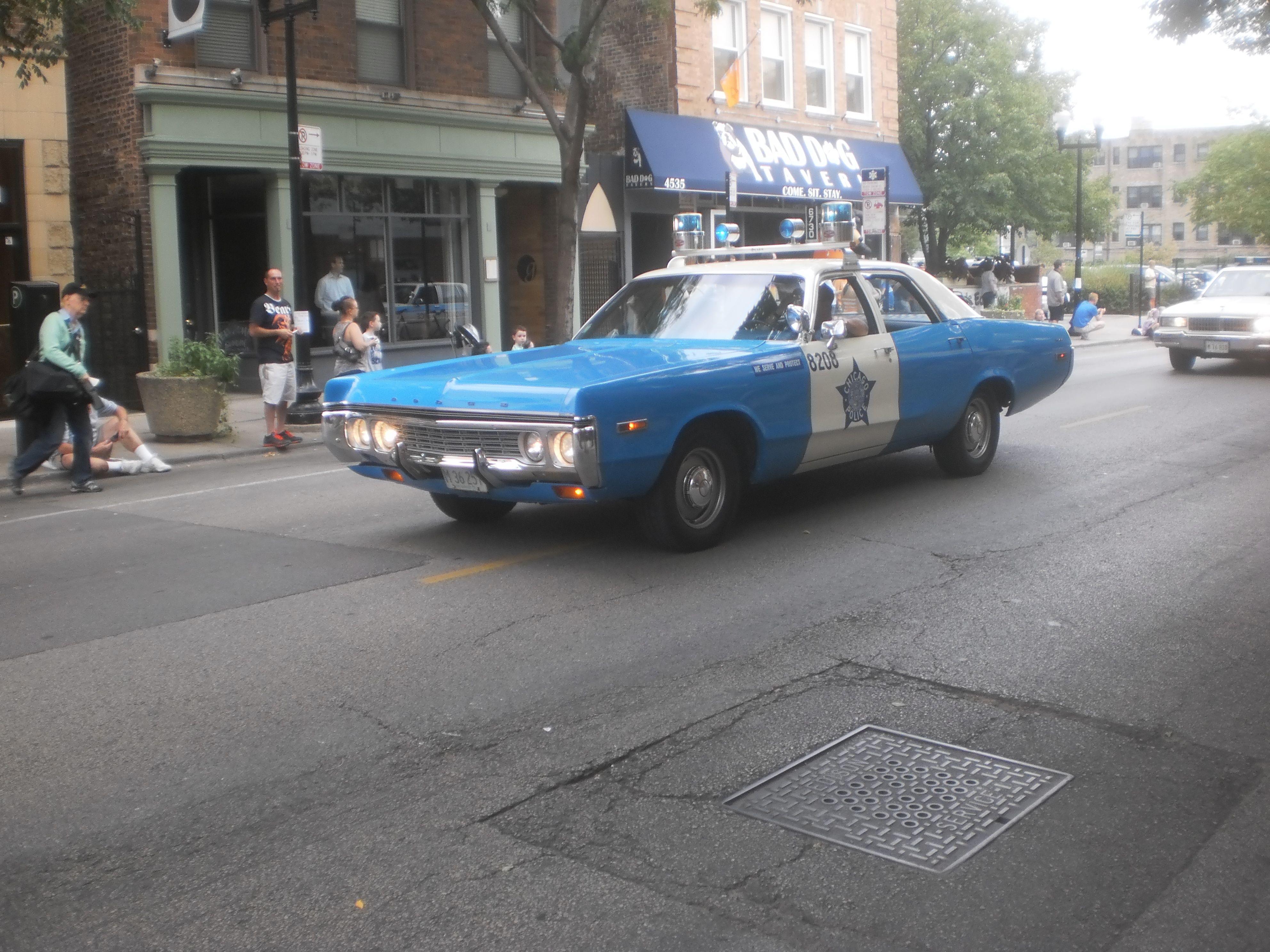 Chicago police car, 1989   Vintage Chicago   Pinterest   Police cars ...