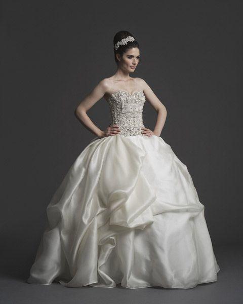 Non White Wedding Dresses: Katerina Bocci Couture Bridal » 2013 Bridal Collection