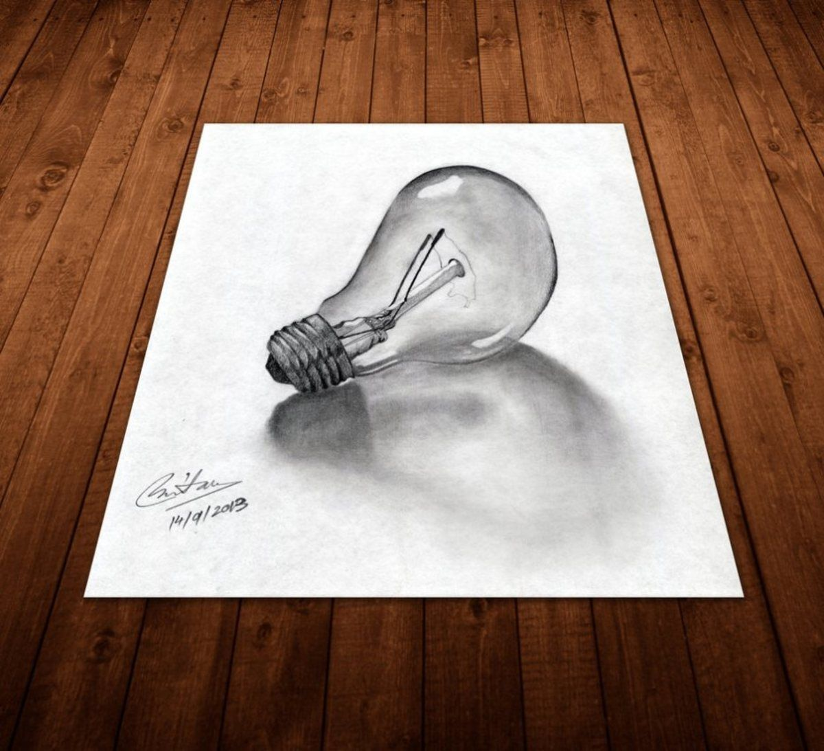 30 Incredible Examples of 3D Pencil Drawings