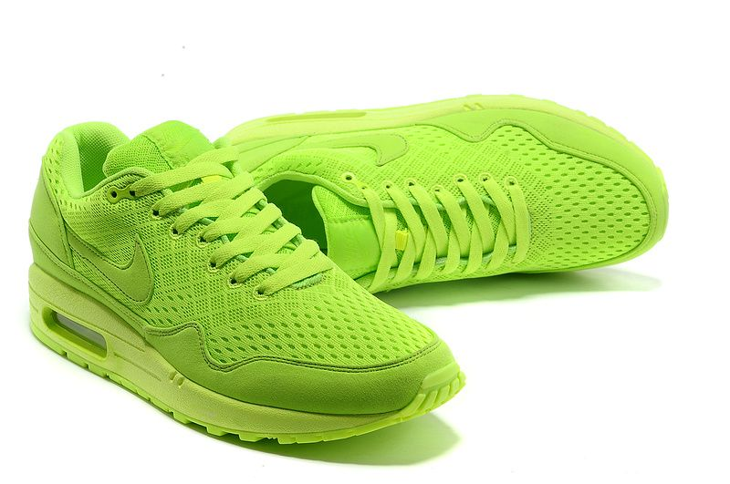 the best attitude 8704d 27d5c nike air max giallo fluo