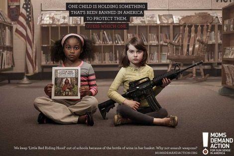 EEUU | El debate de las armas ¿Qué es más peligroso, un tebeo o un fusil?