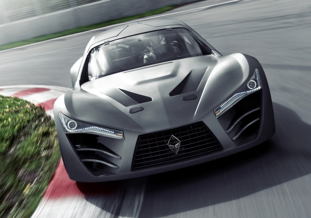 A Canadian Supercar The Felino Cb7 Is The Biggest Baddest Most Insane Canadian Supercar You Ve Never Heard About Click O Super Cars Sports Car Sport Cars
