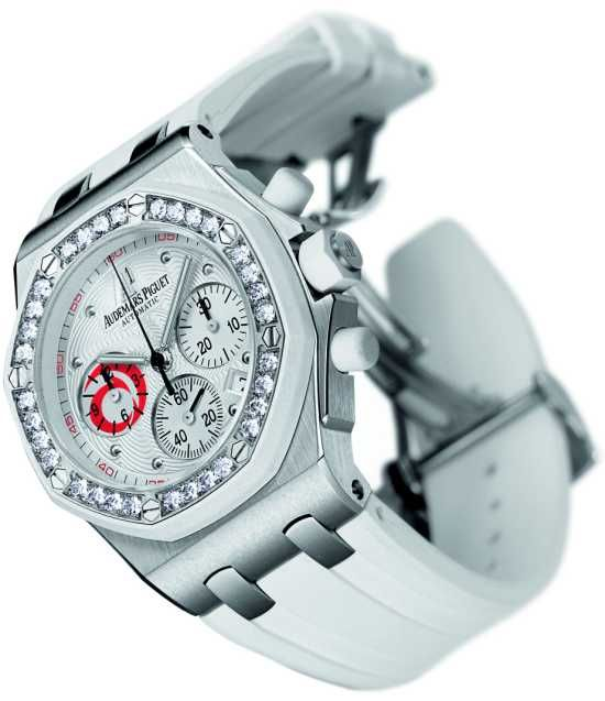 87c16b50ac6 Audemar Piguet Royal Oak Offshore Lady Alinghi | Watches for Her ...