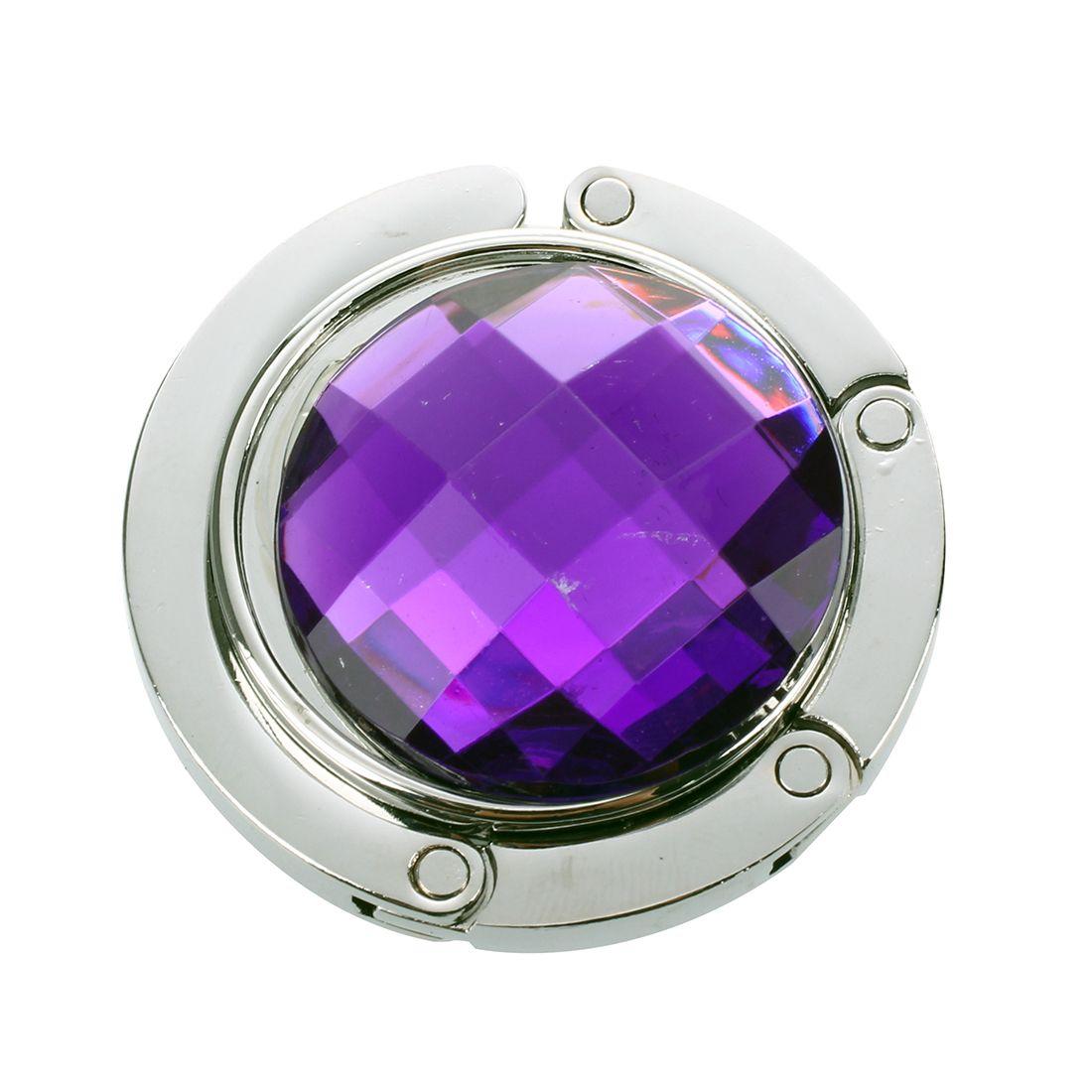 $1.17 (Buy here: https://alitems.com/g/1e8d114494ebda23ff8b16525dc3e8/?i=5&ulp=https%3A%2F%2Fwww.aliexpress.com%2Fitem%2FHangers-Alloy-Rhinestone-Glass-Folding-Bag-hook%2F32793291210.html ) Hangers Alloy Rhinestone Glass Folding Bag hook for just $1.17