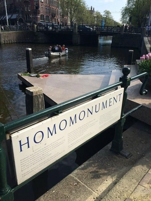 Homomonument In 2020 Trip Advisor Overseas Travel I Amsterdam