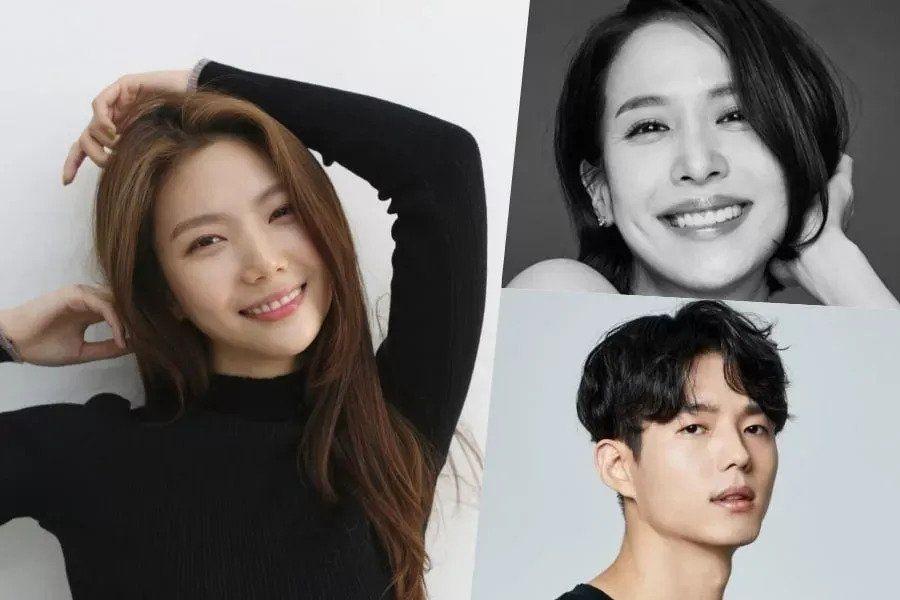 Lee Ga Eun Joins Cast Of New tvN Drama Starring Jo Yeo Jeong, Ha Jun, And More