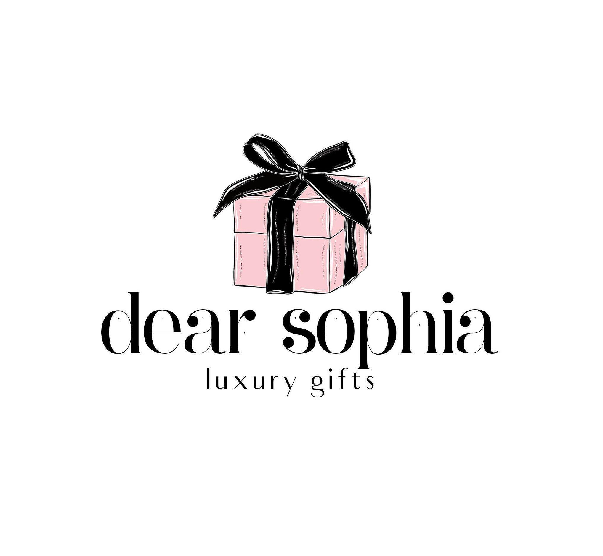 Logo Design Gift Box Logo Gift Shop Logo Boutique Logo Presents Logo Design Gift Logo Logo Gift Shop Logo Gifts